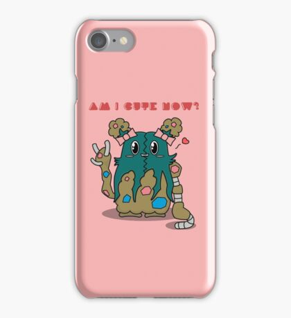 Garbodor is still trying iPhone Case/Skin