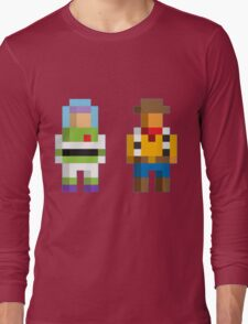 Retro Toy Story Long Sleeve T-Shirt