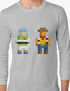 Retro Toy Story Long Sleeve T-Shirt