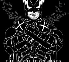 The Revolution Rises by RadRecorder