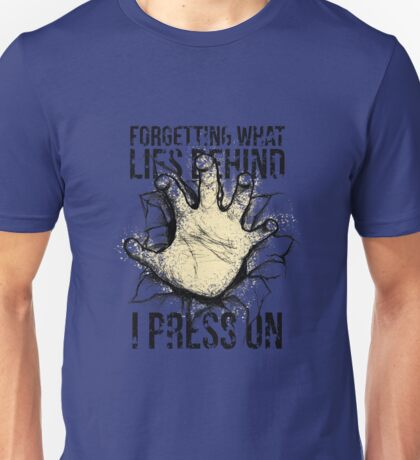 Straining Forward Unisex T-Shirt