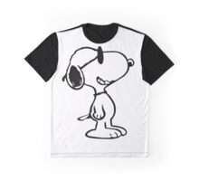 Snoopy Cool Graphic T-Shirt