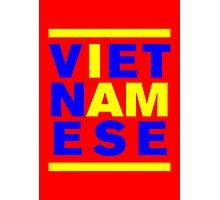 I AM VIETNAMESE Photographic Print