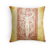Hekate Chthonia Throw Pillow