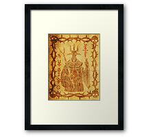 The Master  Framed Print