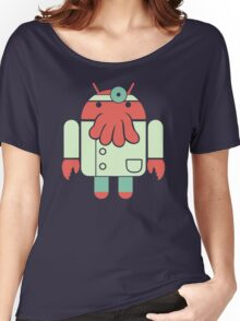 Droidberg Women's Relaxed Fit T-Shirt