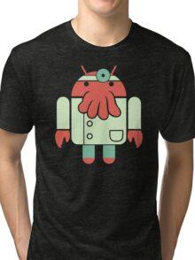 Droidberg Tri-blend T-Shirt