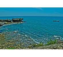 Tanjung Kodok Beach of Lamongan East Java Indonesia Photographic Print