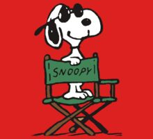 Snoopy Movie Kids Clothes