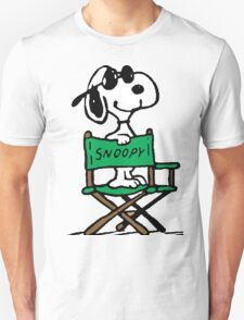 Snoopy Movie T-Shirt