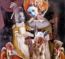 Madonna with Christ Child 30 [something.] by Andrew Nawroski