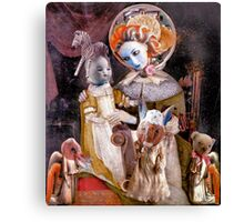 Madonna with Christ Child 30 [something.] Canvas Print