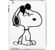 Snoopy Joe Cool iPad Case/Skin