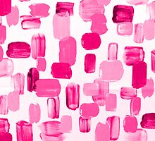 Pink brushes by skratch83