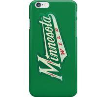 Minnesota Wild hockey sport iPhone Case/Skin