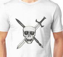 Art and War - White Unisex T-Shirt