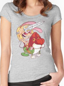 Master Of His Universe Women's Fitted Scoop T-Shirt