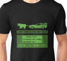 The Delorean Trail Unisex T-Shirt