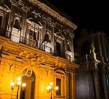 Lights & Colors - Ortygia, Syracuse, Sicily by Georgia Mizuleva