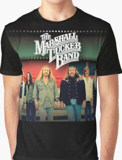 THE MARSHALL TUCKER BAND Graphic T-Shirt