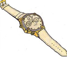 my watch by odinel  pierre junior