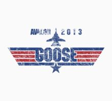Custom Top Gun Style - Avalon Goose One Piece - Long Sleeve