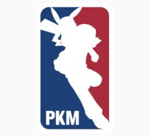 PKM vs NBA Kids Tee
