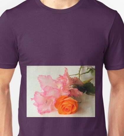 The Gladiola and the Rose Unisex T-Shirt