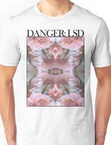 DANGER: LSD Unisex T-Shirt