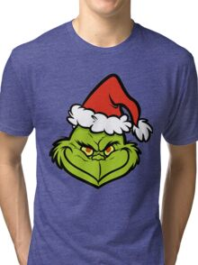 the Grinch Tri-blend T-Shirt