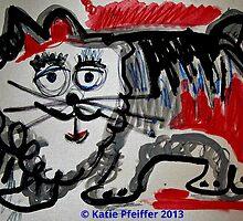 Cat by Kater