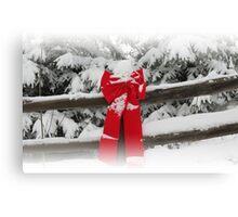 Winter Wonderland - British Columbia Canada Canvas Print