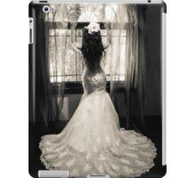 Bride in the Window iPad Case/Skin