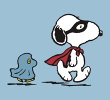 Snoopy and Woodstock Kids Clothes