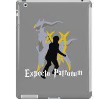 Harry Expecto Patronum iPad Case/Skin