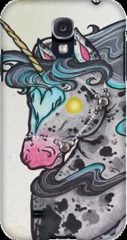 Heart Headed Horse by ArtbyTiff