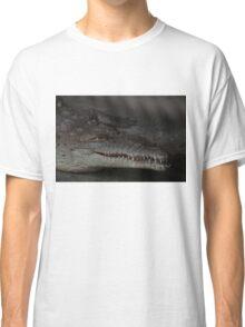 Smiley Alligator Classic T-Shirt