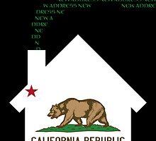 new california address by maydaze