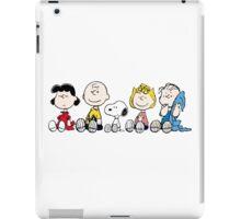 Best Peanuts iPad Case/Skin