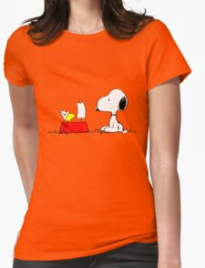 Woodstock and Snoopy T-Shirt