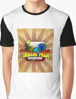Laro ng Lahi Prints: Tumbang Preso  Graphic T-Shirt