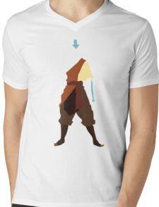 Aang Mens V-Neck T-Shirt