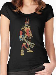 Terra Women's Fitted Scoop T-Shirt