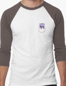 Pocket Riki   Dota 2 Men's Baseball ¾ T-Shirt