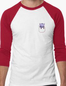 Pocket Riki | Dota 2 Men's Baseball ¾ T-Shirt