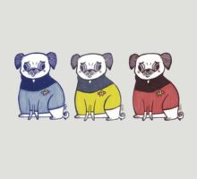 TNG - Pug Trek by yunnn