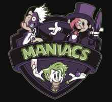 Bat Maniacs by Ratigan