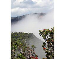 Hawaiian Mist Photographic Print