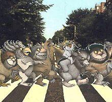 Crossing Abbey Road by jackstraw78