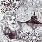 Monochrome Princess R by Kashmere1646